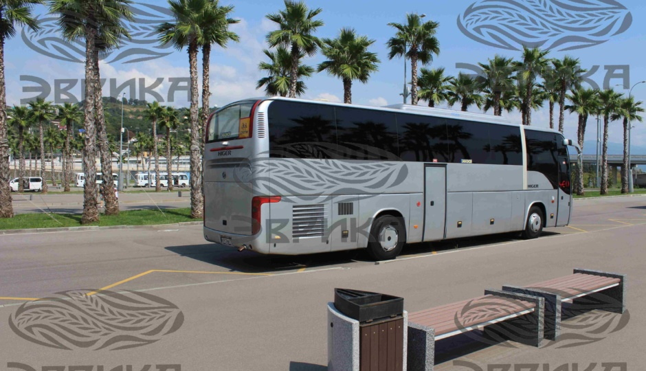автобус красная поляна трансфер