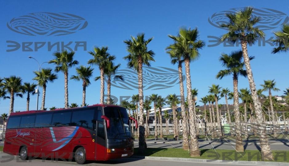 автобус сочи мереседес 55 мест трансфер